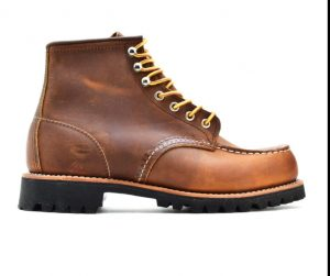 RESOLADO BOTA RED WING